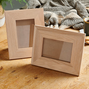 Personalised Wooden Wedding Picture Frame