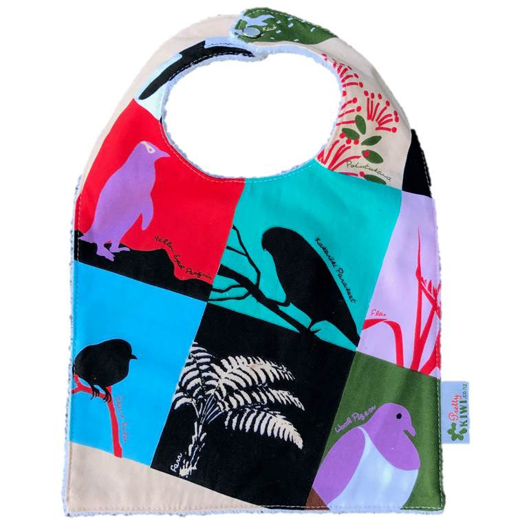 Bib | NZ Plants & Birds