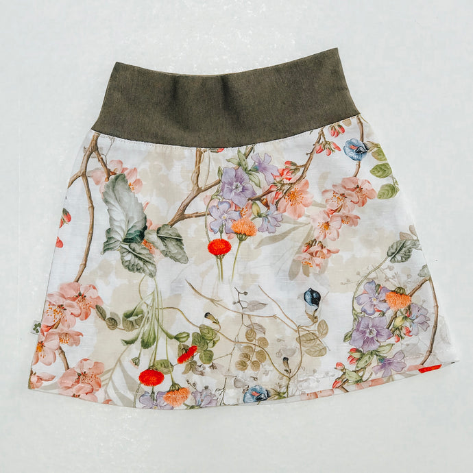 Simple Skirt | Wildflower