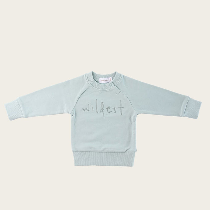 Jamie Kay Wildest Sweatshirt - Ether