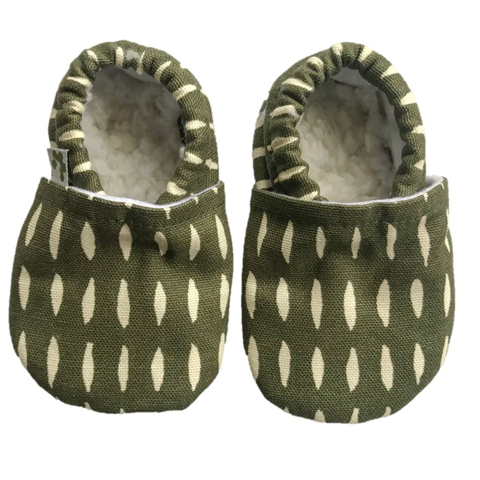 Booties | Olive Grove