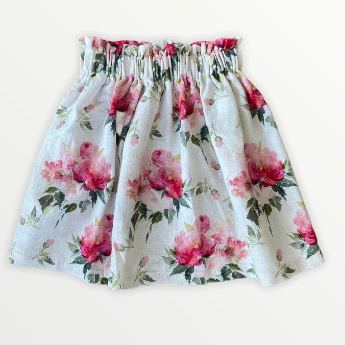 Tilly Skirt | Camelia Fuschia