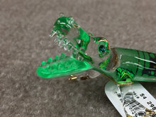 Load image into Gallery viewer, Alligator Glass Figurine