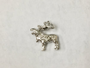 Moose Silver Charm