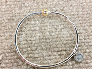 Gold And Silver Cape Cod Bracelet
