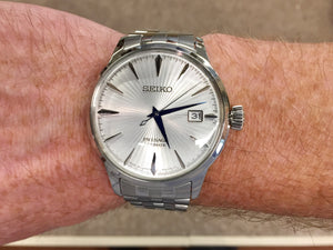 Seiko Presage Automatic 23 Jewel Watch SRPB77
