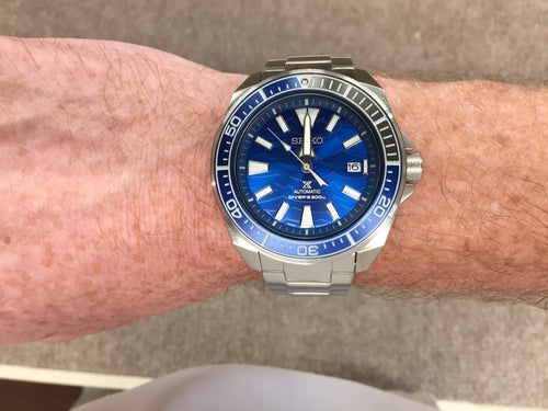Seiko Prospex Automatic Divers Watch