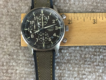 Load image into Gallery viewer, Seiko Chronograph Watch