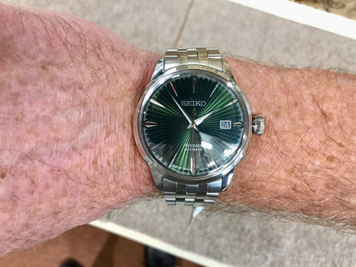 Seiko Automatic Presage Watch
