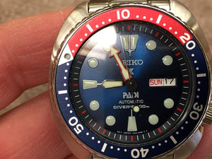 Men's Seiko Automatic Divers Watch SRPA21
