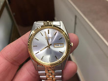 Load image into Gallery viewer, Seiko Men's Two Tone Watch SGF204