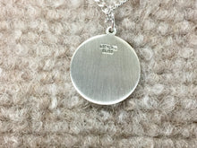 Load image into Gallery viewer, Saint Nicholas Silver Pendant With Silver Chain