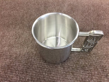 Load image into Gallery viewer, ABC Pewter Baby Cup