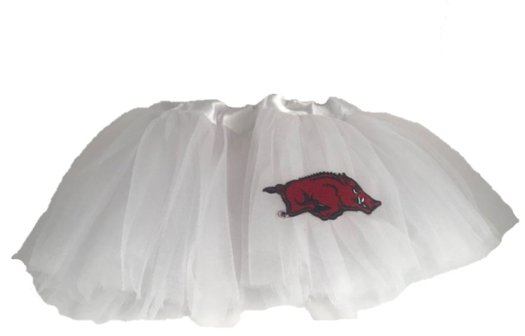 University of Arkansas Infant Tutu