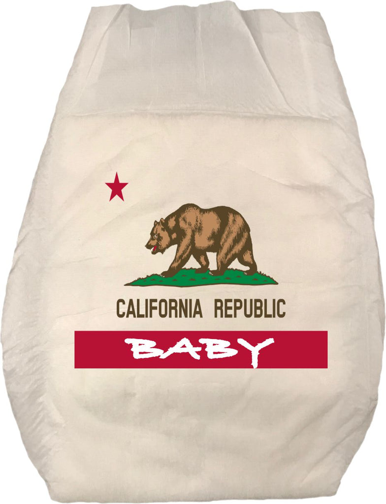 California Baby Diaper 5 Pack