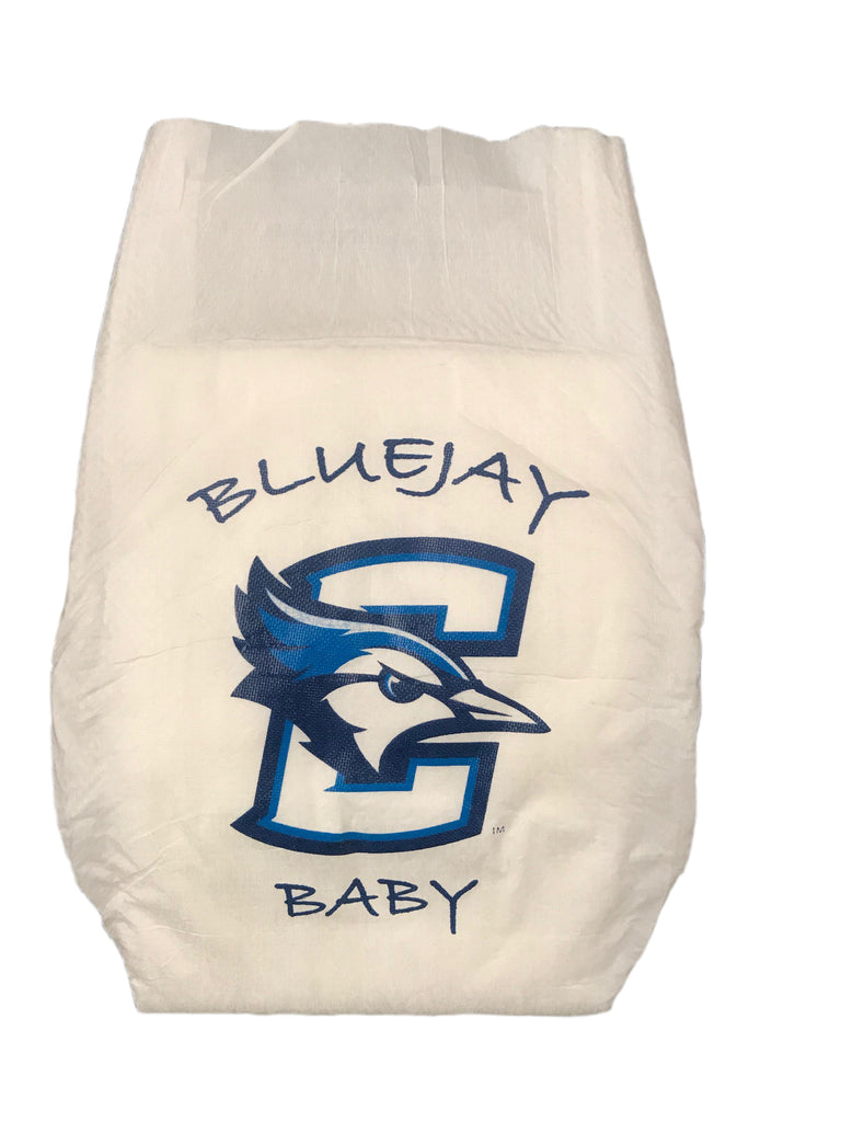Creighton University Diaper 10 Pack
