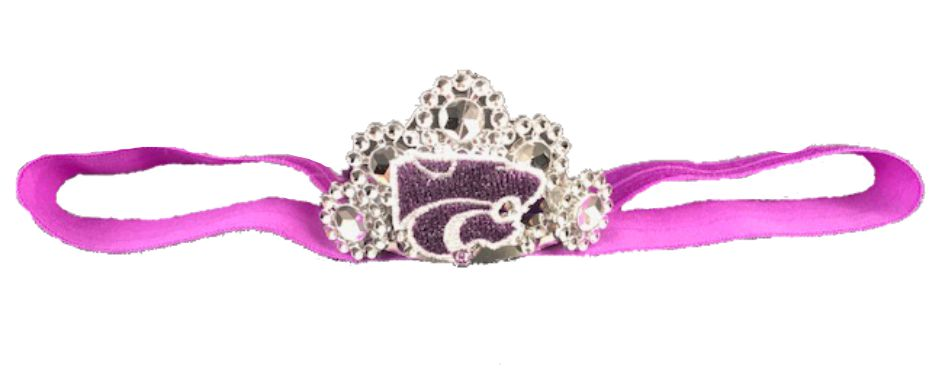 Kansas State University Infant Headband