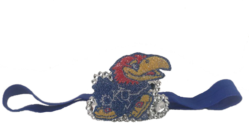 University of Kansas Infant Headband