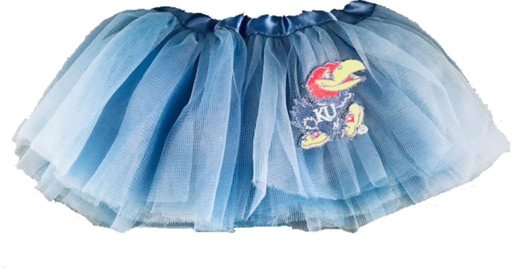 University of Kansas Infant Tutu