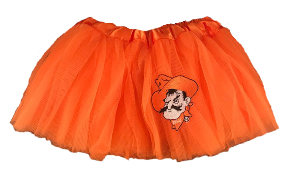 Oklahoma State University Infant Tutu