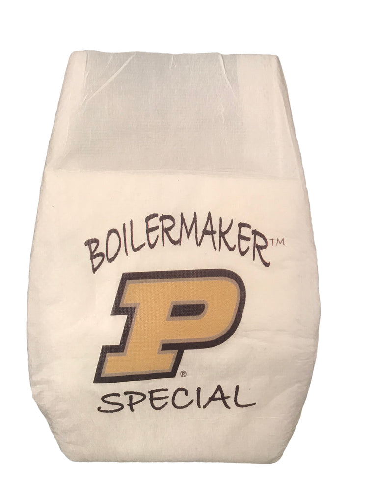 Purdue University Diaper 5 Pack