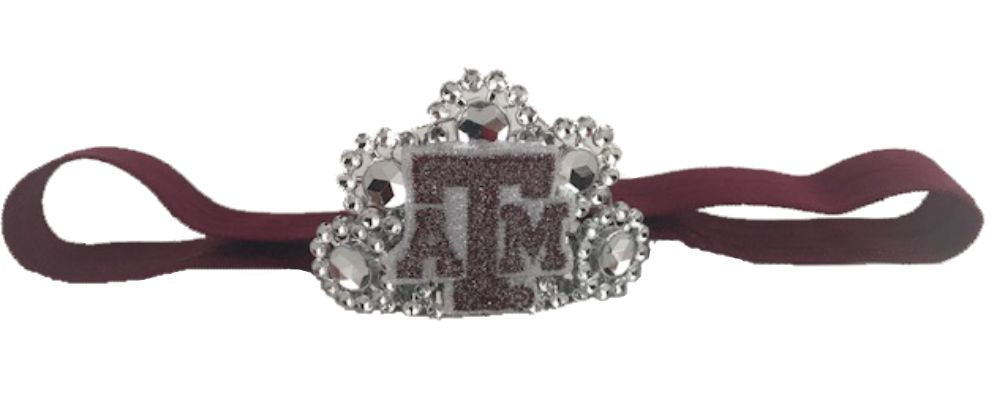 Texas A&M University Infant Headband