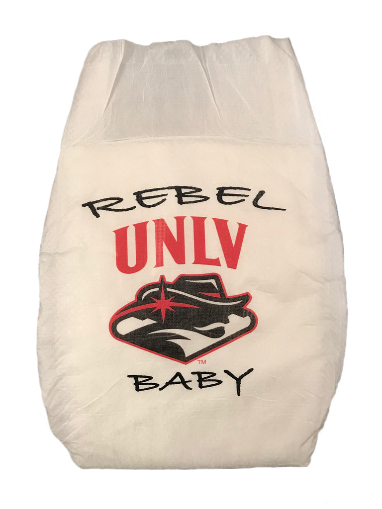 University of Nevada Las Vegas Diaper 5 Pack