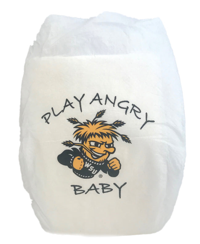 Wichita State University Diaper 5 Pack