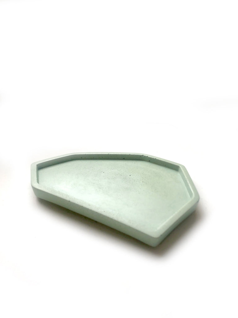 Medium Catch All Tray: Mint