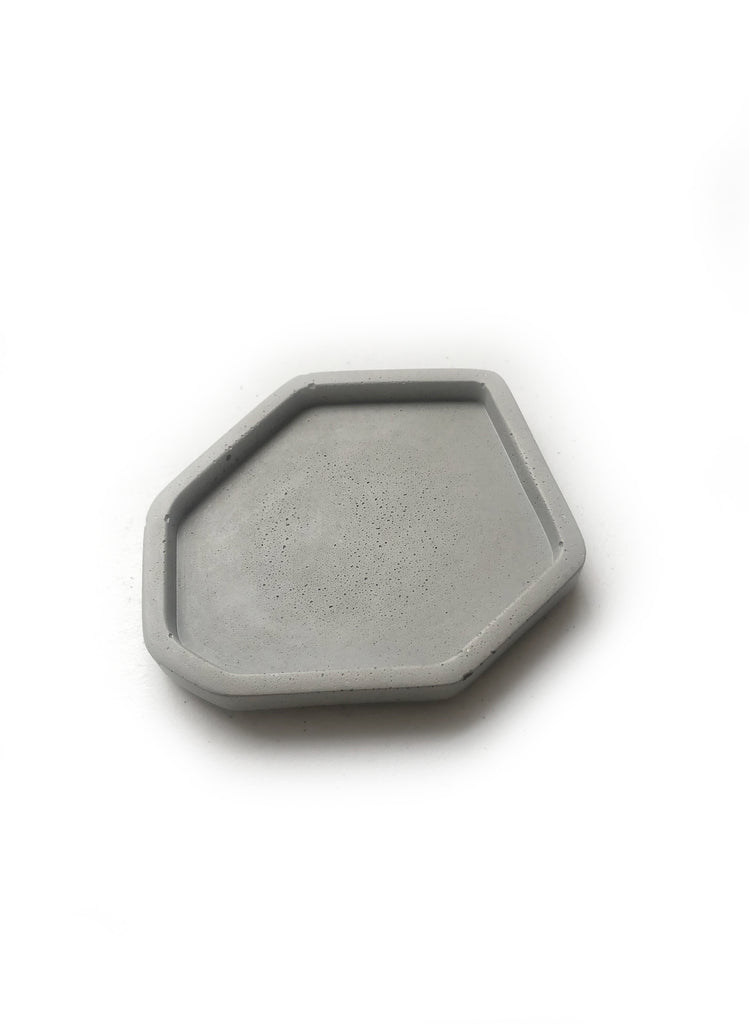 Small Catch All Tray: Classic Grey