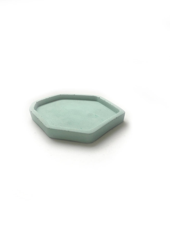 Small Catch All Tray: Mint Green