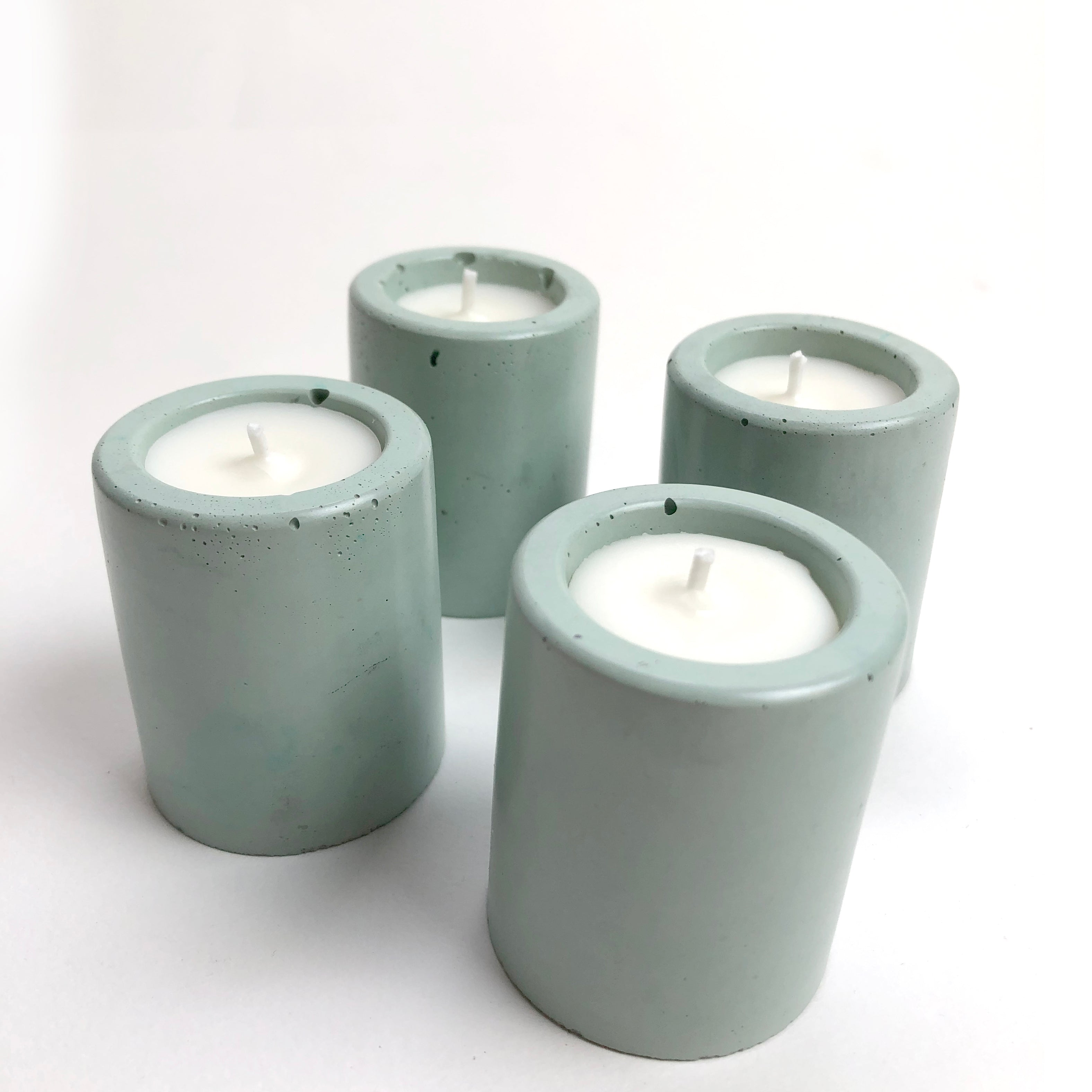 Mini Candle Gift Set (4) - Mint