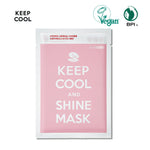 Keep Cool and Shine Mask