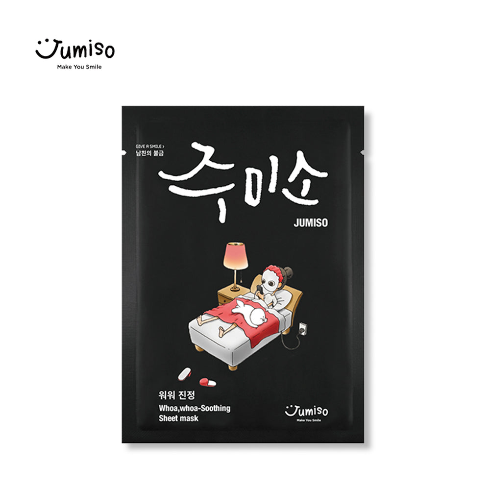 Jumiso Whoa, Whoa-Soothing Sheet Mask