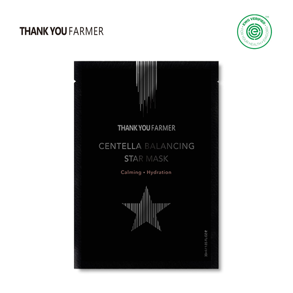 Thank you farmer Centella Balancing Mask