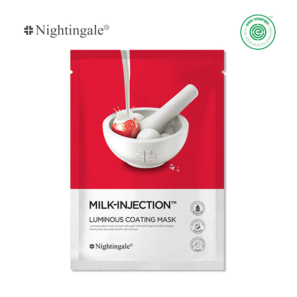 Nightingale Milk Injection Luminous-glow Mask