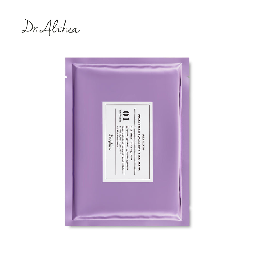 Dr. Althea Squalane Silk Mask