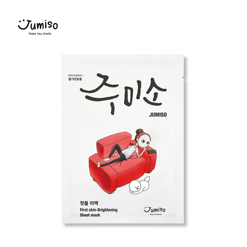Jumiso First Skin-Brightening Mask