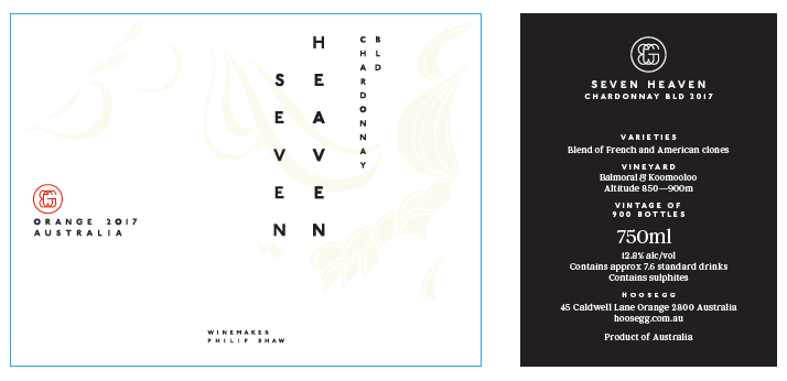 Seven Heaven Chardonnay 6 Pack: 15% Discount