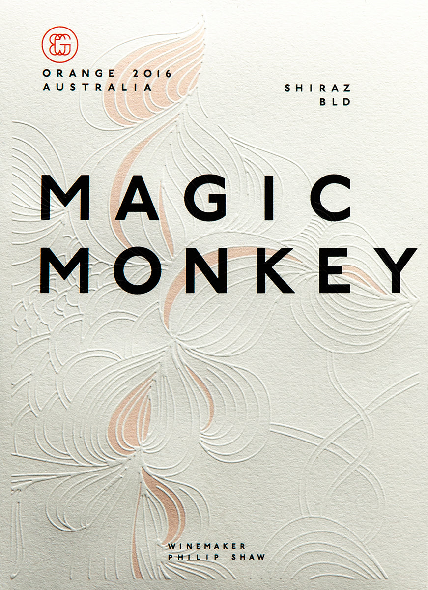 Magic Monkey Shiraz Blend