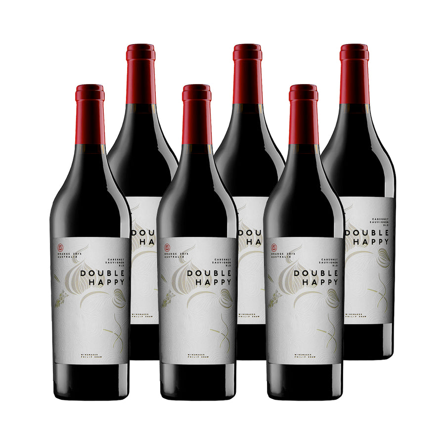 Double Happy Cabernet Sauvignon Blend 6 Pack: 15% Discount