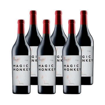 Magic Monkey Shiraz Blend 6 Pack: 20% Discount