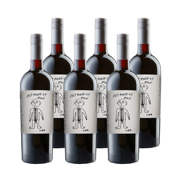 Self Made-Up Man Red Blend 6 Pack