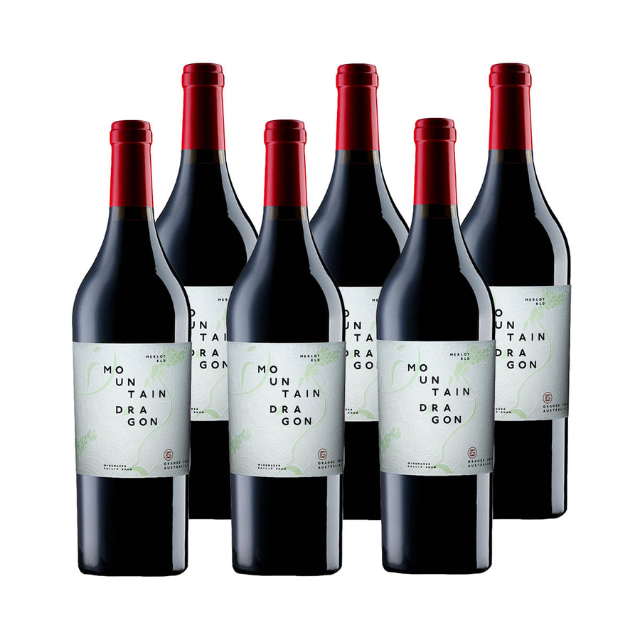 Mountain Dragon Merlot Blend 6 Pack