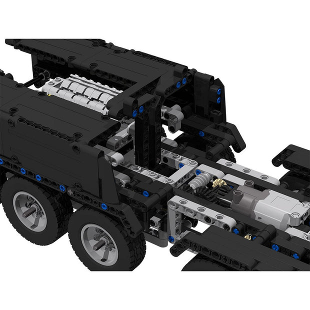 Technic Liebherr LTM 1750-9.1 Mega-Crane Building Kit, with Power Functions Motors - 7768Pcs