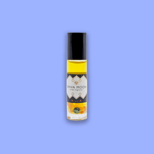 Shiva Moon {unisex fragrance + meditation oil}
