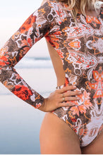 Load image into Gallery viewer, Soulti Surf Suit Ginger Rose