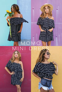 MOMO MINI DRESS: HOW TO WEAR