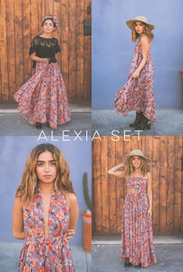 ALEXIA SET: HOW TO WEAR