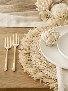 Bondi Placemat - Natural